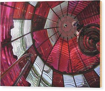 Umpqua River Red Wood Print