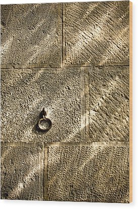 Wood Print featuring the photograph Unattached by Tom Vaughan