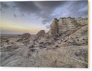 Wood Print featuring the photograph Unbelievably Kansas by JC Findley