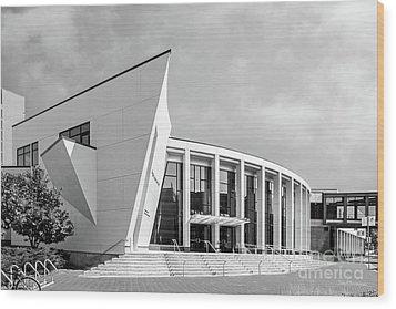 University Of Minnesota Regis Center For Art Wood Print