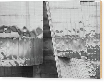 University Of Minnesota Weisman Art Museum Wood Print