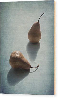 Unrequited Wood Print by Maggie Terlecki