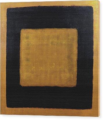 Untitled No. 17 Wood Print