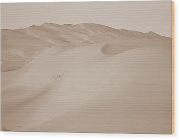 Uruq Bani Ma'arid 1 Wood Print