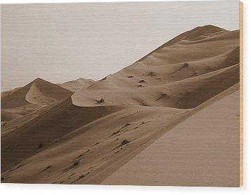 Uruq Bani Ma'arid 2 Wood Print