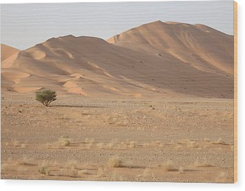 Uruq Bani Ma'arid 5 Wood Print
