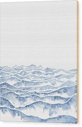 Vast Wood Print