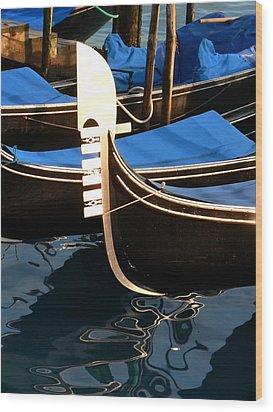 Venice-1 Wood Print by Valeriy Mavlo