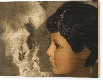 Vincent 1 Wood Print by Jez C Self