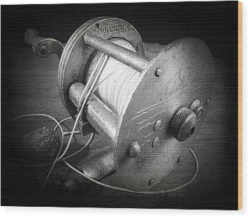 Vintage Bronson  Wood Print