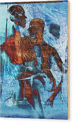 Wall Art Fenimina  Wood Print