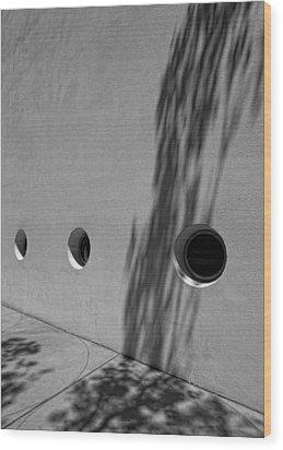 Wall Guggenheim Museum Nyc 2 Wood Print