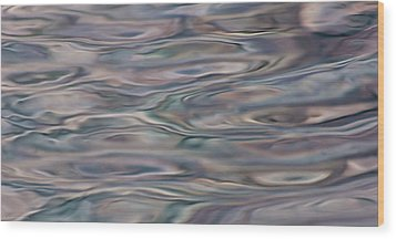Wood Print featuring the photograph Water Dream - Abstract by Britt Runyon