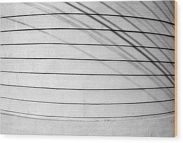 Waves 2009 1 Of 1  Wood Print