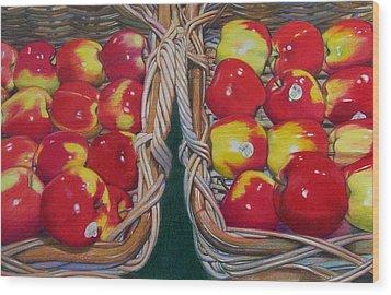 Wegman's Best Wood Print by Constance Drescher