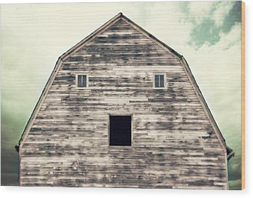 Wood Print featuring the photograph Window To The Soul by Julie Hamilton