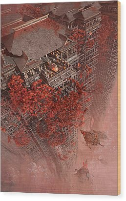 Wonders Liyomizu Wood Print