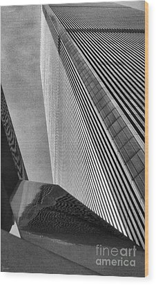 World Trade Center 1 Wood Print by Jeff Breiman