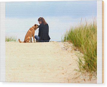 Wood Print featuring the photograph You Are My Sunshine by Dana DiPasquale