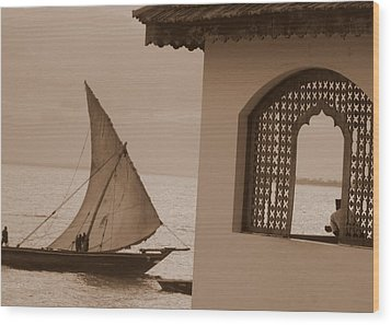 Zanzibar 1 Wood Print