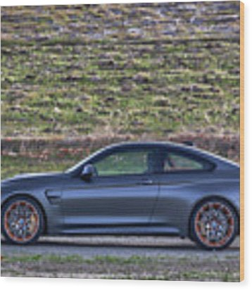 #bmw #m4 #gts #print Wood Print by ItzKirb Photography