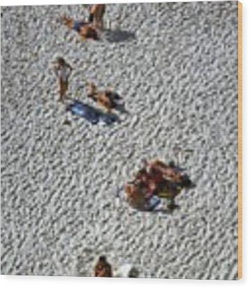 Clifton Beach, Cape Town Wood Print by Travel Pics