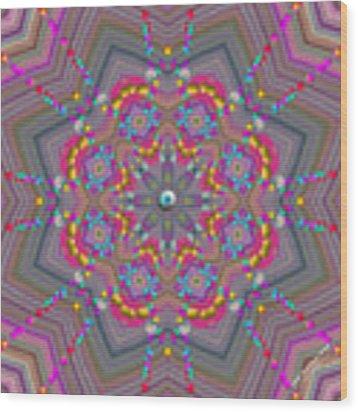 Teddy Bear Tears 409k8 Wood Print by Brian Gryphon