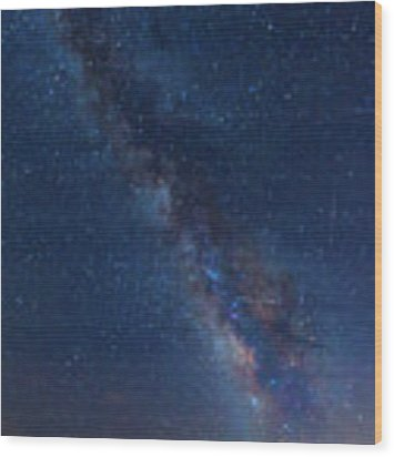 The Milky Way 2 Wood Print by Jim Thompson