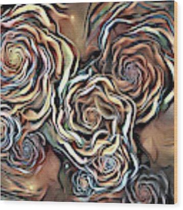 Gentleness Wood Print by Missy Gainer