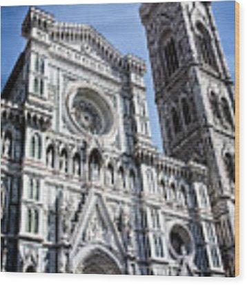 Florence Duomo Wood Print by Scott Kemper