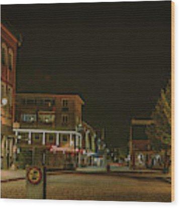 Stora Torget 1 #i0 Wood Print by Leif Sohlman