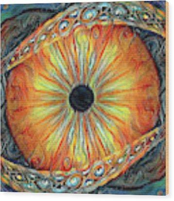 Taste And See Wood Print by Missy Gainer