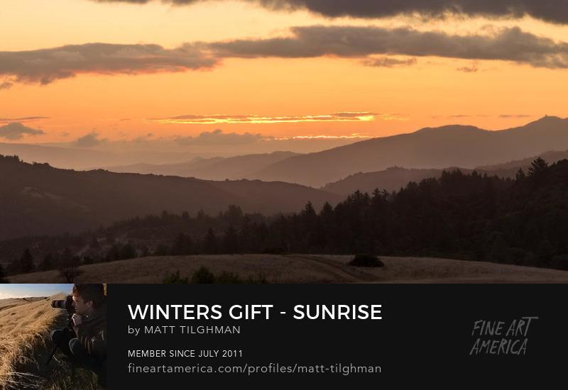 Borel Hill Sunrise Art Online
