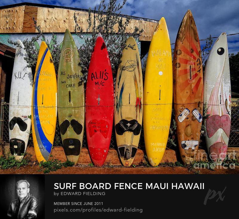Maui Surf Art Prints