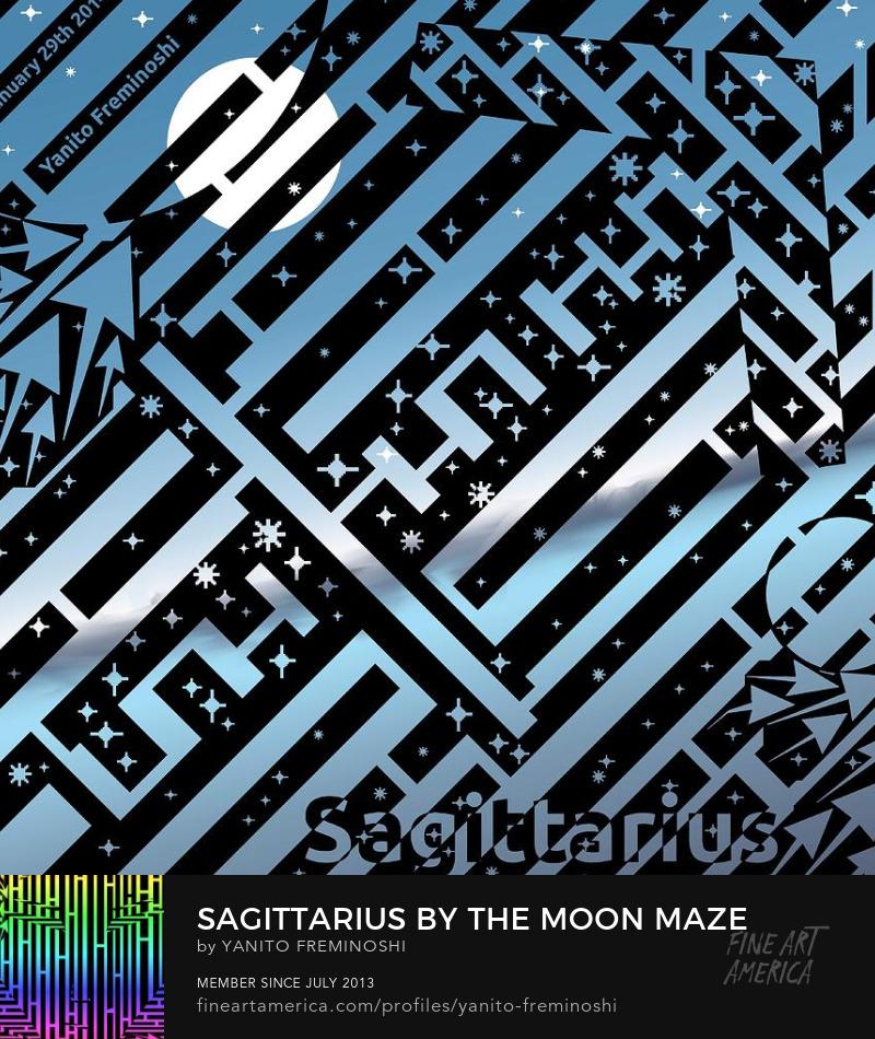 Sagittarius Maze FOR SALE