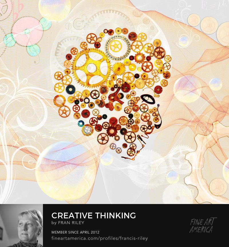 Creative Thinking by Fran Riley