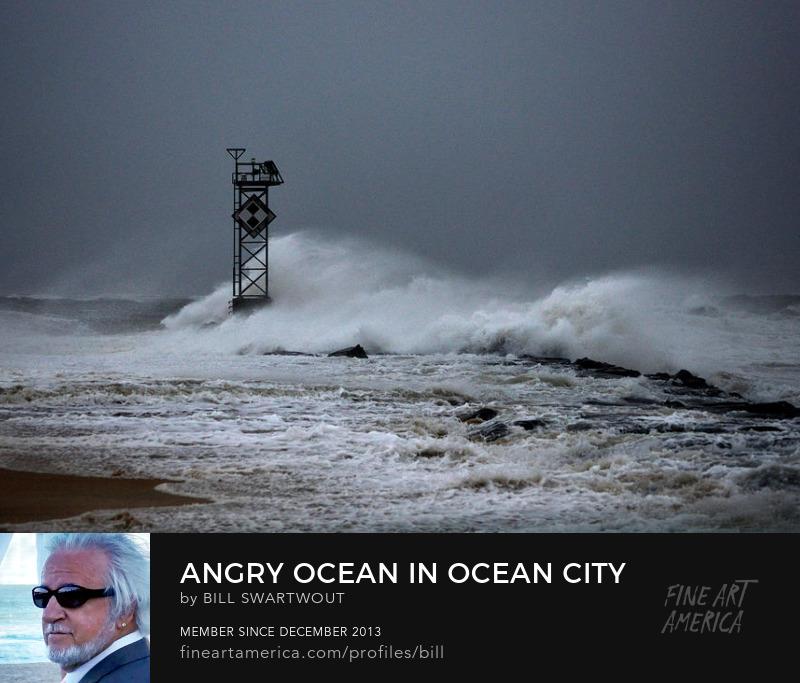 Ocean City Art Prints