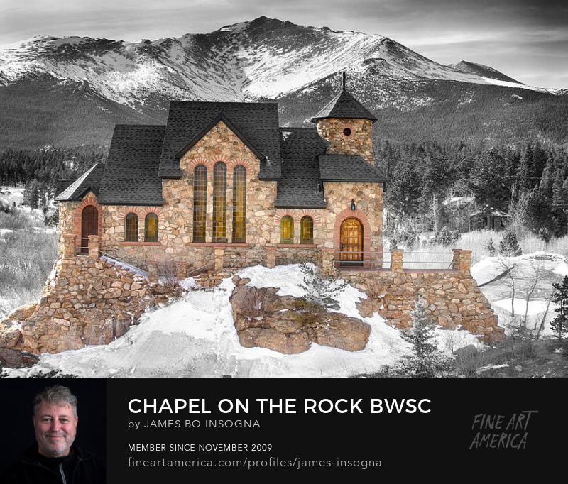 Colorado Chapel On The Rock Photography Prints
