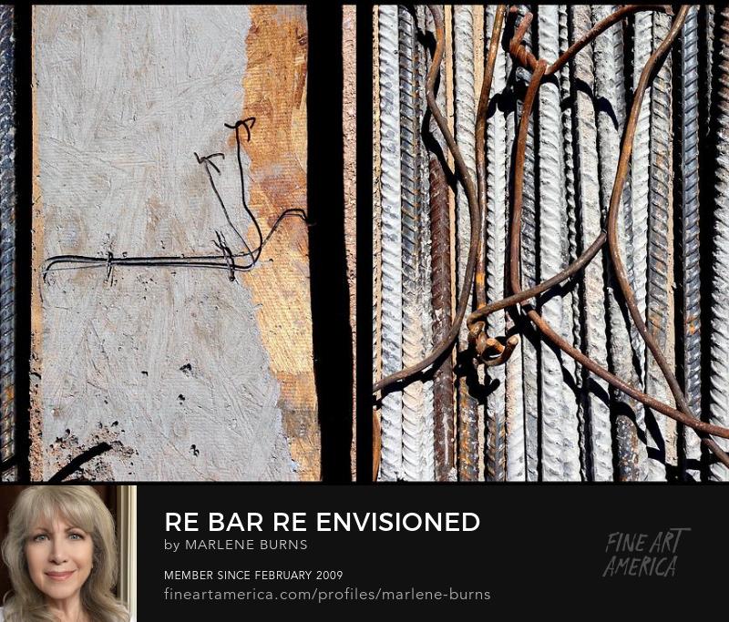 Art Marlene burns construction Prints
