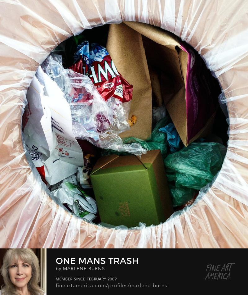 Urban_circle_square_garbage_marlene burns_trash