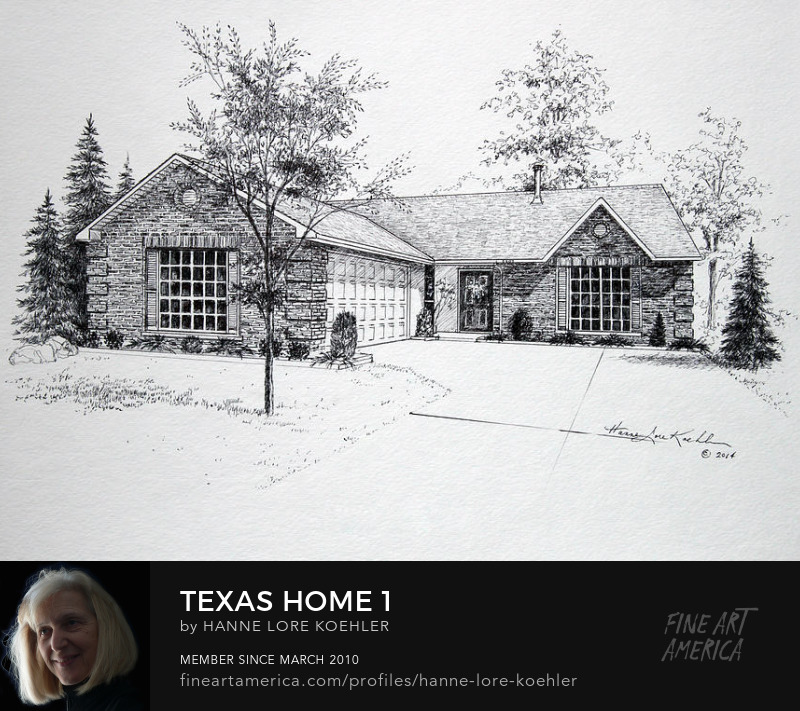 Texas House Portrait Commission