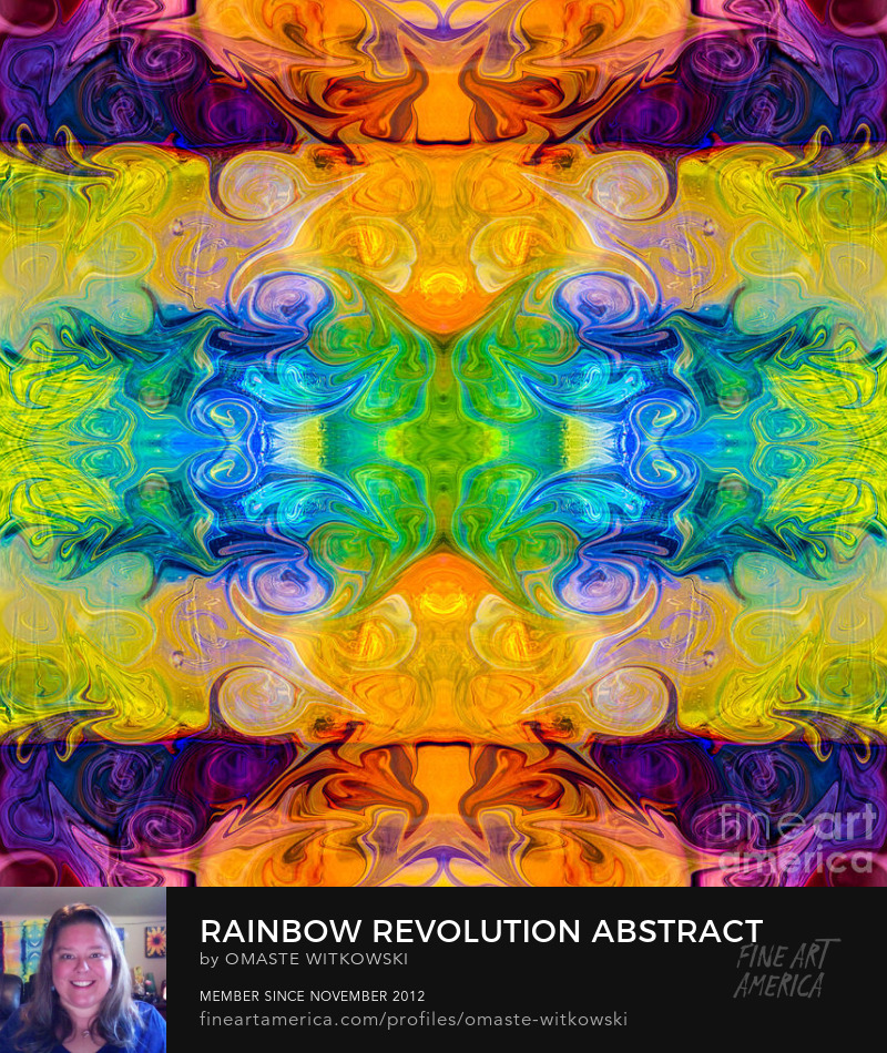 Embracing Color And Inspiring A Rainbow Revolution
