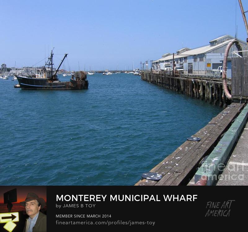 Monterey Municipal Wharf