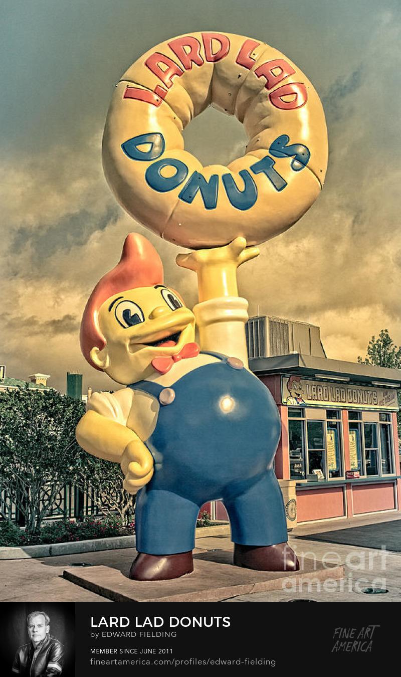 Lard Lad Donuts Photography Prints