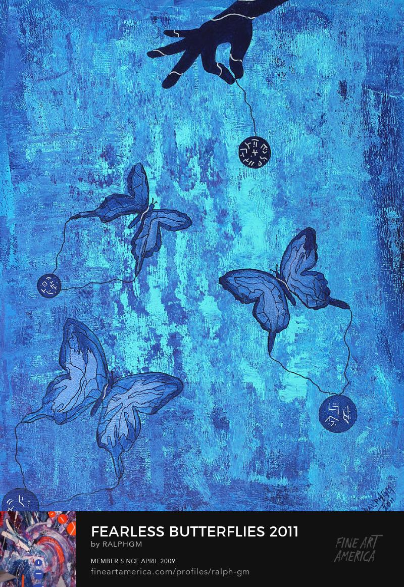 Fearless Butterflies (2011)