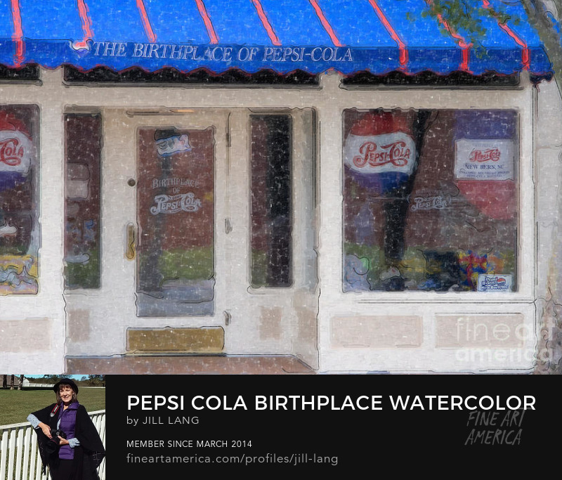 Pepsi Cola Birthplace