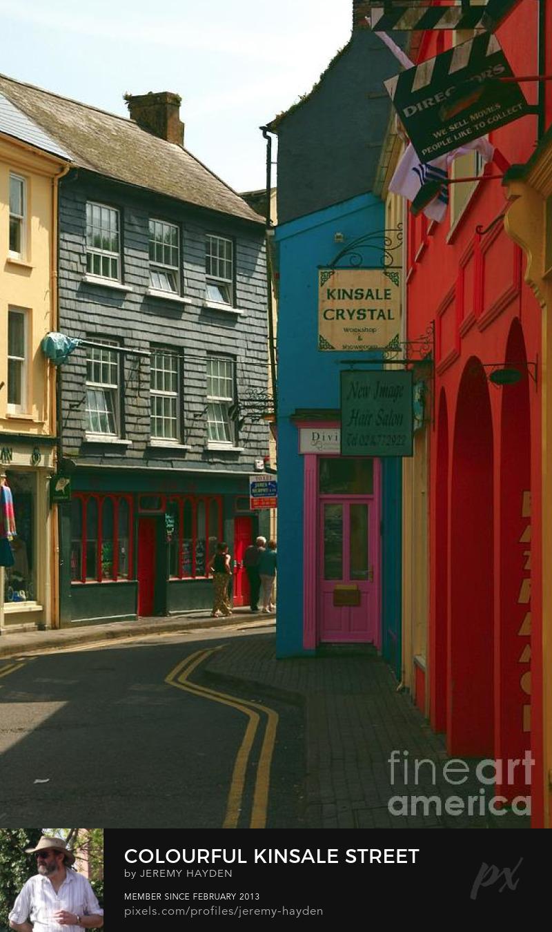 Kinsale Art Prints