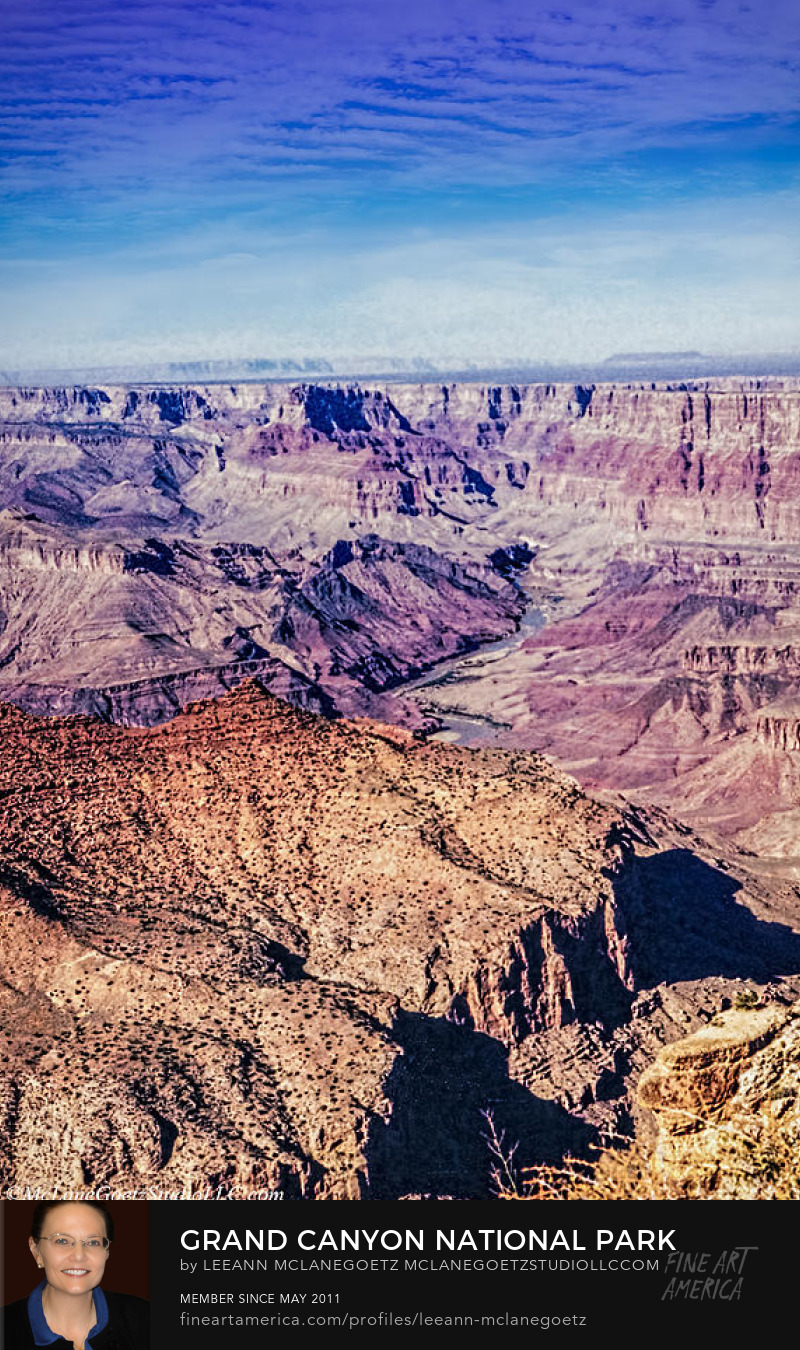 McLaneGoetzStudioLLC.com Print Grand Canyon National Park Arizona