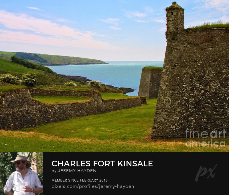 Charles Fort Art Prints