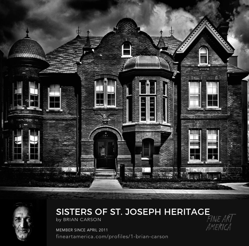 Sisters Of St. Joseph Heritage Building Toronto Canada